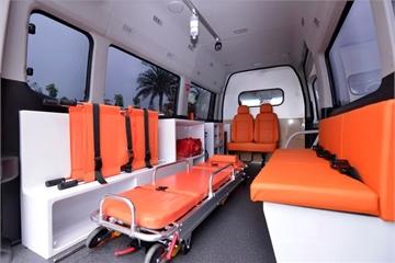 Hyundai Solati phiên bản xe cứu thương cho thị trường Việt