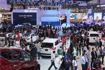 Các hãng xe tại Việt Nam mất gần nửa doanh số vì Covid–19