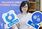 Pokemon đoạt giải Nhất cuộc thi tìm kiếm giải pháp chấm điểm tín dụng bằng công nghệ