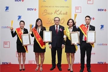 MISA dành 4 danh hiệu Sao Khuê 2020 và lọt Top 10 sản phẩm CNTT xuất sắc nhất