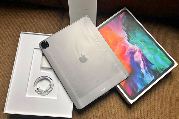 iPad Pro 2020 sốc giá: Xách tay giảm 7 triệu, chính hãng giảm 1,5 triệu đồng