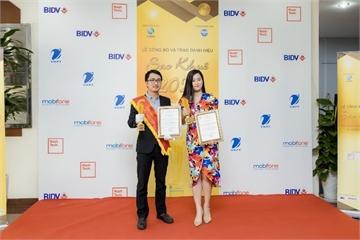2 giải pháp CNTT của MobiFone đạt danh hiệu Sao Khuê 2020