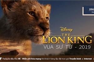 """""""The Lion King"""": Cuộc cách mạng của công nghệ mô phỏng hình ảnh bằng máy tính"""