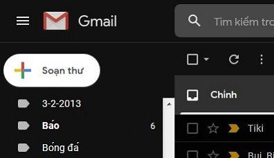 Hướng dẫn cài đặt giao diện Gmail nền tối trên máy tính