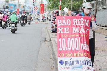 Bảo hiểm xe máy bắt buộc giá rẻ 20.000 đồng chỉ là chiêu trò?