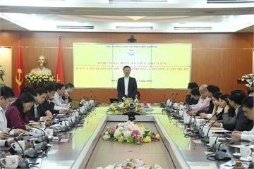 Thành lập Hội đồng thẩm định lập Quy hoạch mạng lưới cơ sở báo chí, xuất bản