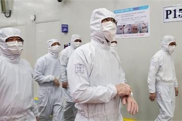 """Samsung """"lấy lòng"""" Trung Quốc giữa thương chiến với Mỹ"""