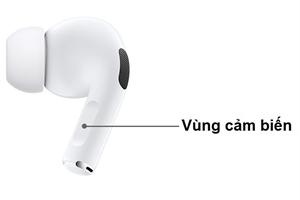 Hướng dẫn sử dụng AirPods với các thao tác điều khiển