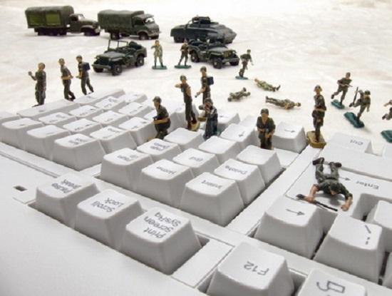 chiến tranh mạng Việt - Trung