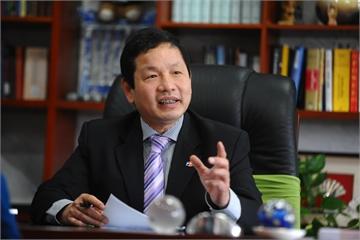 """Chủ tịch Trương Gia Bình: """"Trong cuộc cách mạng số, FPT có nhiều lợi thế """"lột xác"""" để vươn cao và xa hơn, lọt Top đầu thế giới"""""""