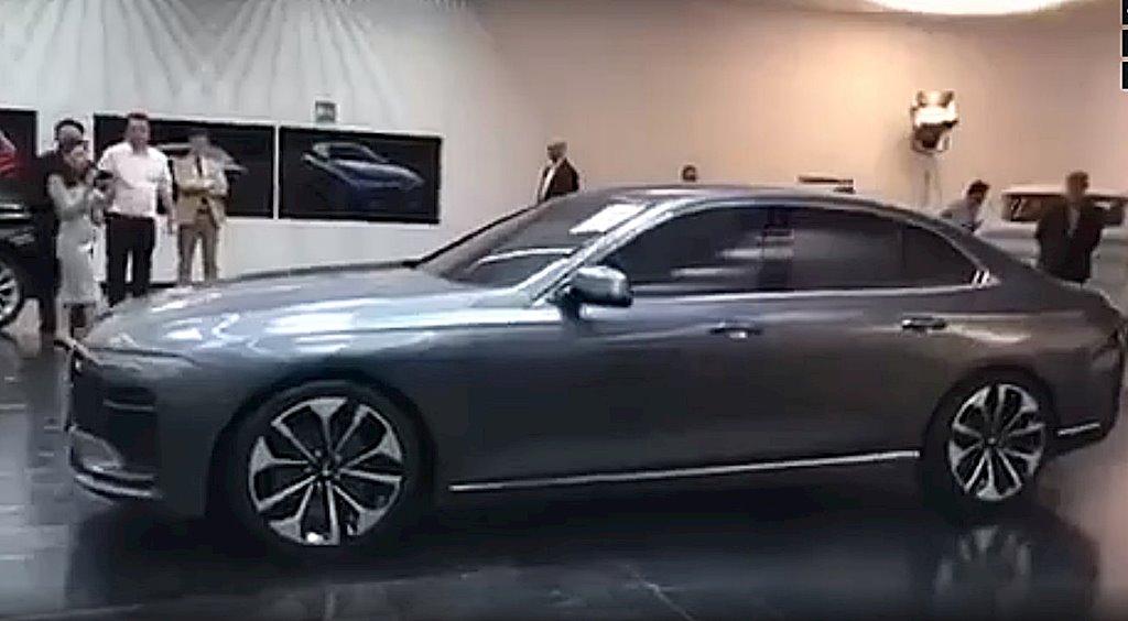 Bất ngờ xuất hiện hình ảnh thực tế xe hơi gắn logo Vinfast của tỷ phú Phạm Nhật Vượng - ảnh 4