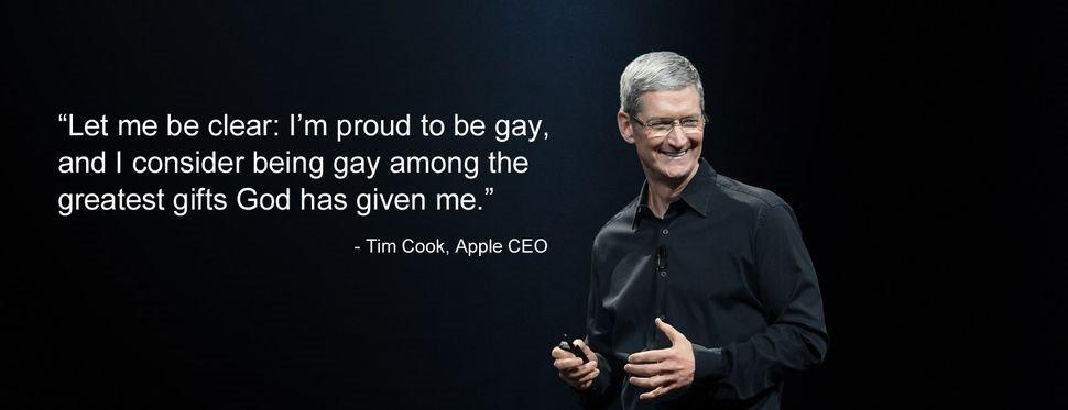 10 câu nói truyền cảm hứng nhất mọi thời đại của CEO Tim Cook - ảnh 5