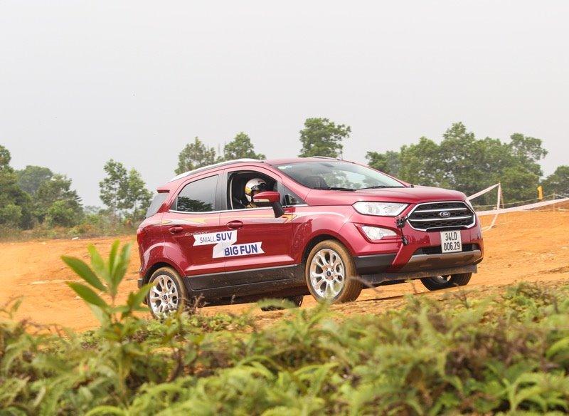 Ford EcoSport lập kỷ lục doanh số cuối 2018 - ảnh 1