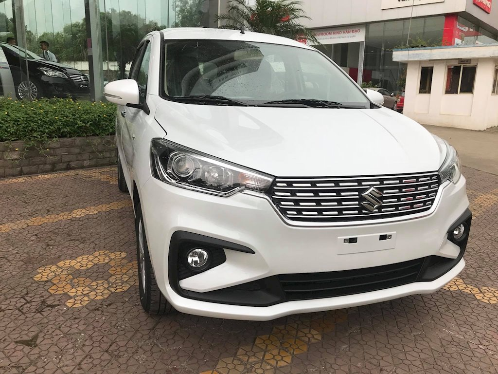 Suzuki Ertiga 2019 ồ ạt về đại lý, sẵn sàng đối đầu với Mitsubishi Xpander - ảnh 2