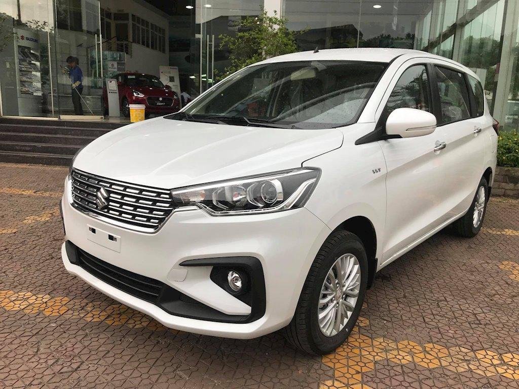 Suzuki Ertiga 2019 ồ ạt về đại lý, sẵn sàng đối đầu với Mitsubishi Xpander - ảnh 1