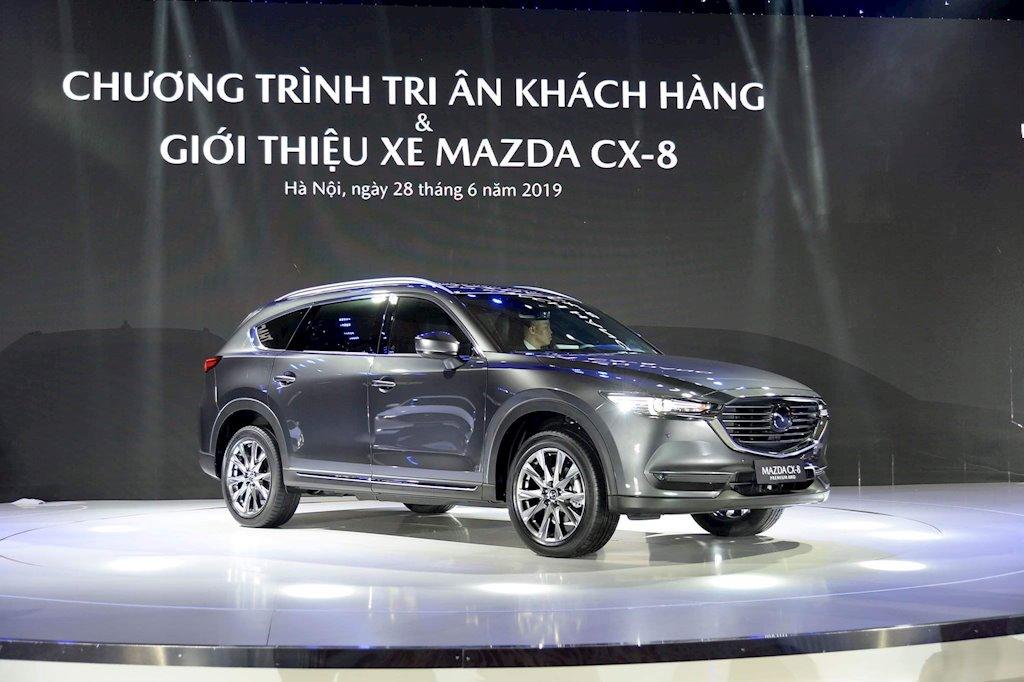 Chi tiết Mazda CX-8 vừa ra mắt thị trường Việt Nam - ảnh 2