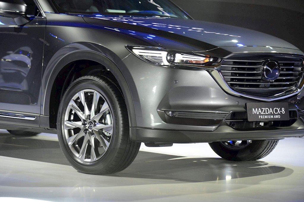 Chi tiết Mazda CX-8 vừa ra mắt thị trường Việt Nam - ảnh 3
