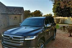 Bọc thép cho Toyota Land Cruiser thế hệ mới