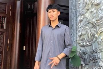 Nam sinh chạy grab đỗ Trường Sĩ quan Chính trị