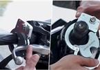 Những giải pháp hiệu quả chống 'đạo chích' xe máy