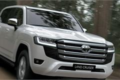 Đại lý hét chênh 400 triệu cho suất mua Toyota Land Cruiser mới