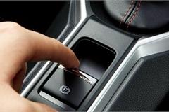 Điều gì xảy ra khi xe dùng phanh tay điện tử bị hết ắc quy?