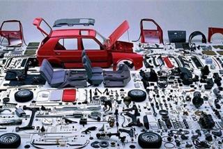 Việt Nam đã tự sản xuất được bao nhiêu chi tiết trên ô tô?