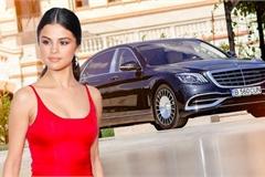 Dàn xế độc đáo của Selena Gomez