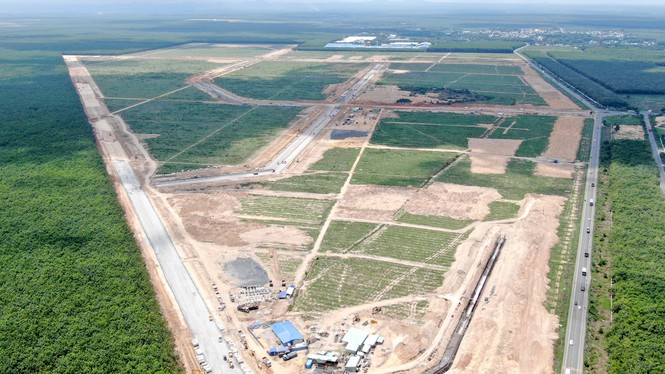 Cận cảnh khu tái định cư sân bay Long Thành rộng 280 ha - ảnh 4