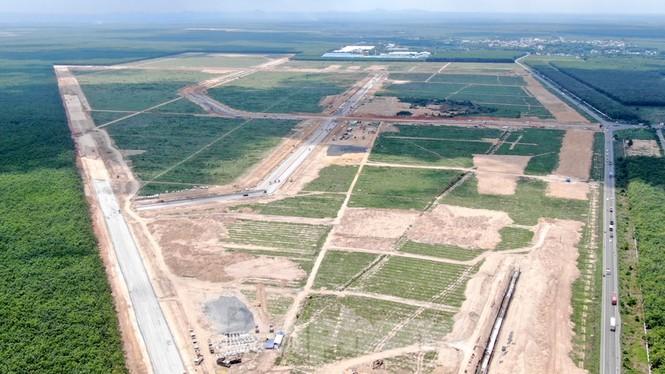 Cận cảnh khu tái định cư sân bay Long Thành rộng 280 ha - ảnh 1