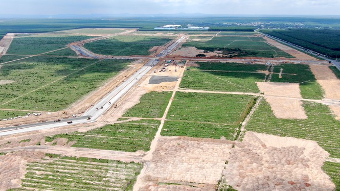 Cận cảnh khu tái định cư sân bay Long Thành rộng 280 ha - ảnh 19