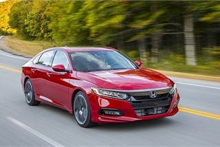 Top 10 mẫu ô tô tốt nhất cho các gia đình