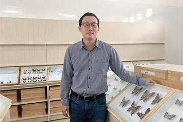 Gặp thầy giáo Hàn Quốc xây dựng bảo tàng Côn trùng tại Việt Nam