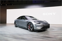 Sony dự định nhảy vào thị trường ôtô?