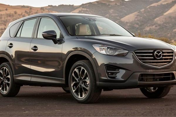 Triệu hồi hơn 35.000 chiếc Mazda CX-5 tại Mỹ