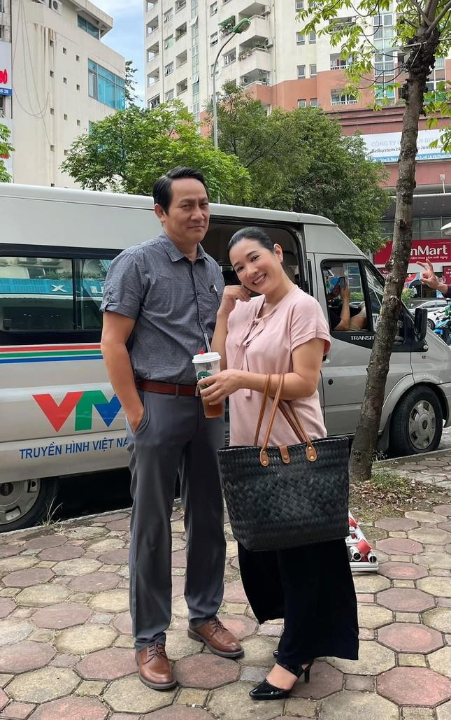 Thanh Thanh Hiền lần đầu đóng phim truyền hình, Quang Thắng thốt lên 'Giàng ơi!' ảnh 5