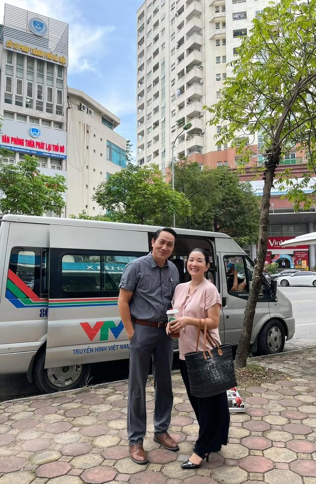 Thanh Thanh Hiền lần đầu đóng phim truyền hình, Quang Thắng thốt lên 'Giàng ơi!' ảnh 4