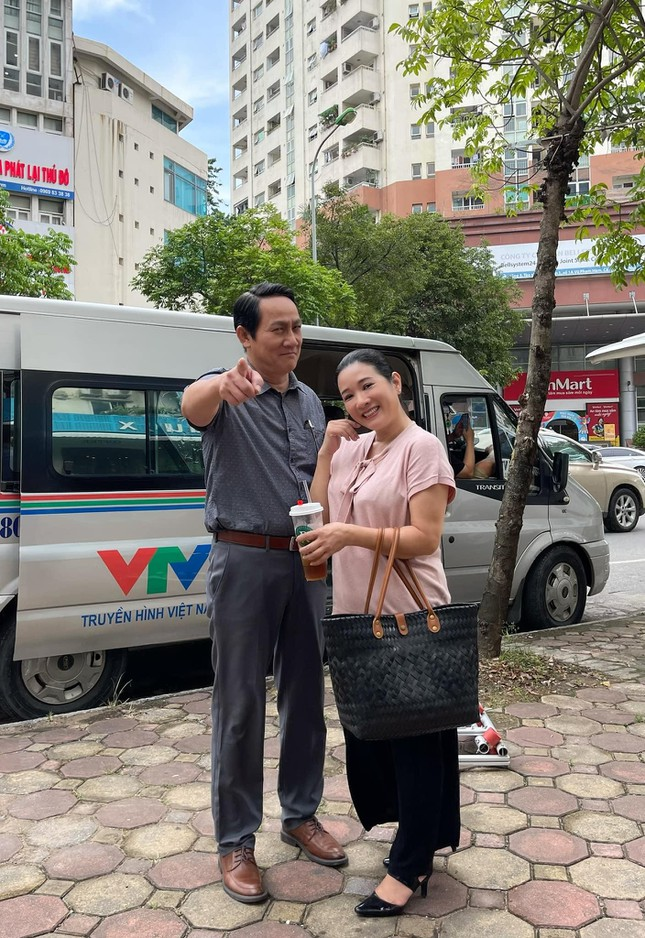 Thanh Thanh Hiền lần đầu đóng phim truyền hình, Quang Thắng thốt lên 'Giàng ơi!' ảnh 3