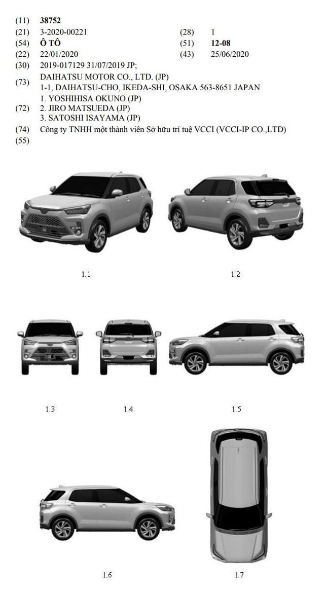 Toyota Raize bất ngờ xuất hiện tại Việt Nam ảnh 9