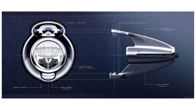 Rolls-Royce tung cặp đồng hồ 'cực phẩm' cho chủ xe Boat Tail ảnh 11