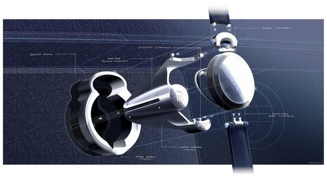 Rolls-Royce tung cặp đồng hồ 'cực phẩm' cho chủ xe Boat Tail ảnh 12