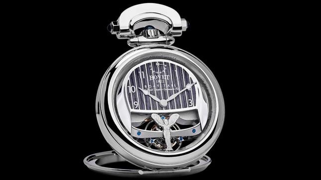 Rolls-Royce tung cặp đồng hồ 'cực phẩm' cho chủ xe Boat Tail ảnh 5