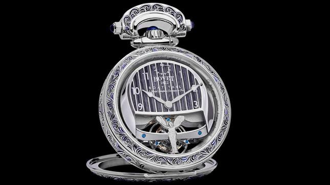 Rolls-Royce tung cặp đồng hồ 'cực phẩm' cho chủ xe Boat Tail ảnh 6