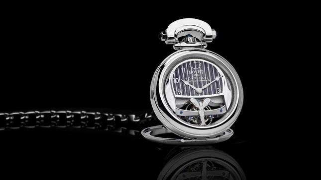 Rolls-Royce tung cặp đồng hồ 'cực phẩm' cho chủ xe Boat Tail ảnh 4