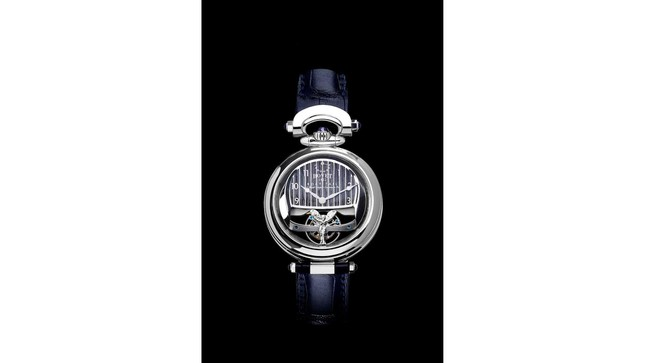 Rolls-Royce tung cặp đồng hồ 'cực phẩm' cho chủ xe Boat Tail ảnh 7