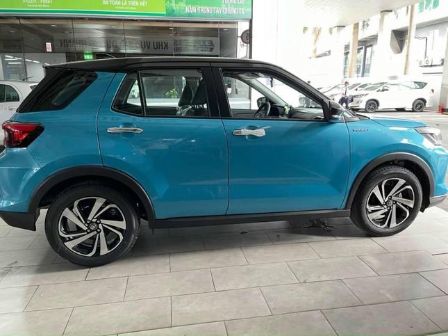 Toyota Raize bất ngờ xuất hiện tại Việt Nam ảnh 2