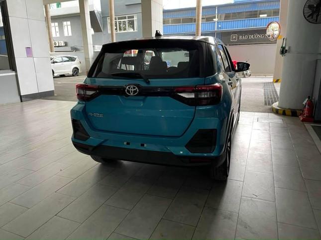 Toyota Raize bất ngờ xuất hiện tại Việt Nam ảnh 3