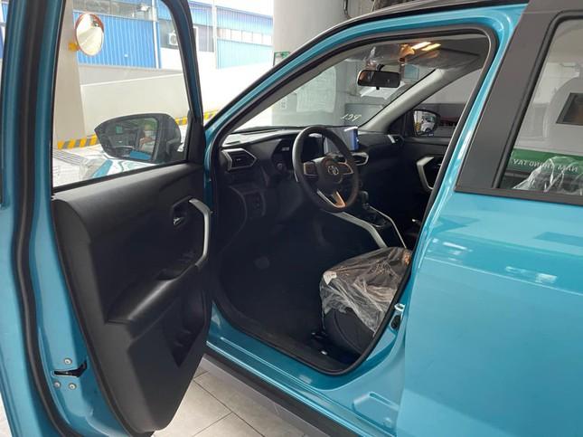 Toyota Raize bất ngờ xuất hiện tại Việt Nam ảnh 5