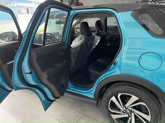 Toyota Raize bất ngờ xuất hiện tại Việt Nam ảnh 6