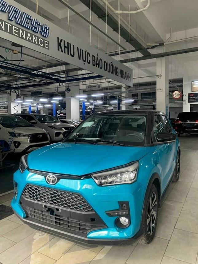 Toyota Raize bất ngờ xuất hiện tại Việt Nam ảnh 8